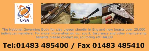 clay pigeon shooting association, cspa, shooting, clay , pigeon