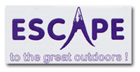 escape offers camping & outdoor equipment